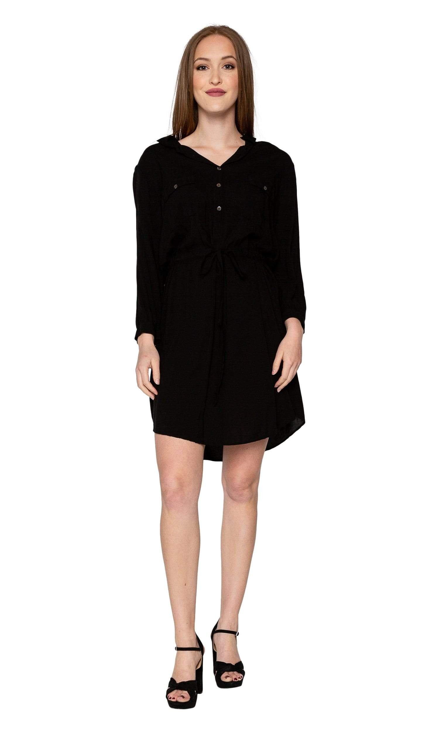 Velvet by Graham & Spencer Justine Shirt Dress