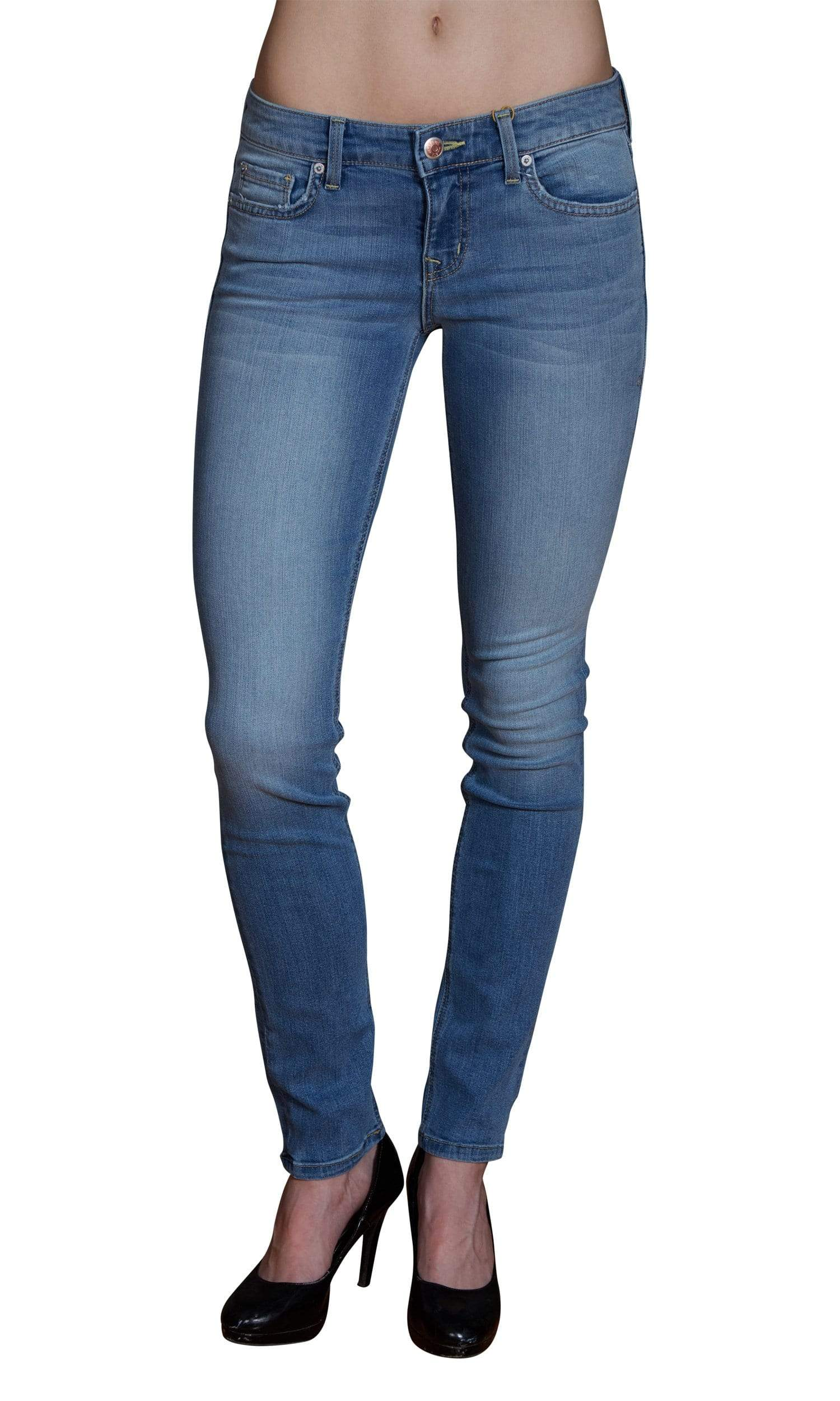 Level 99 Liza Skinny Denim - Water