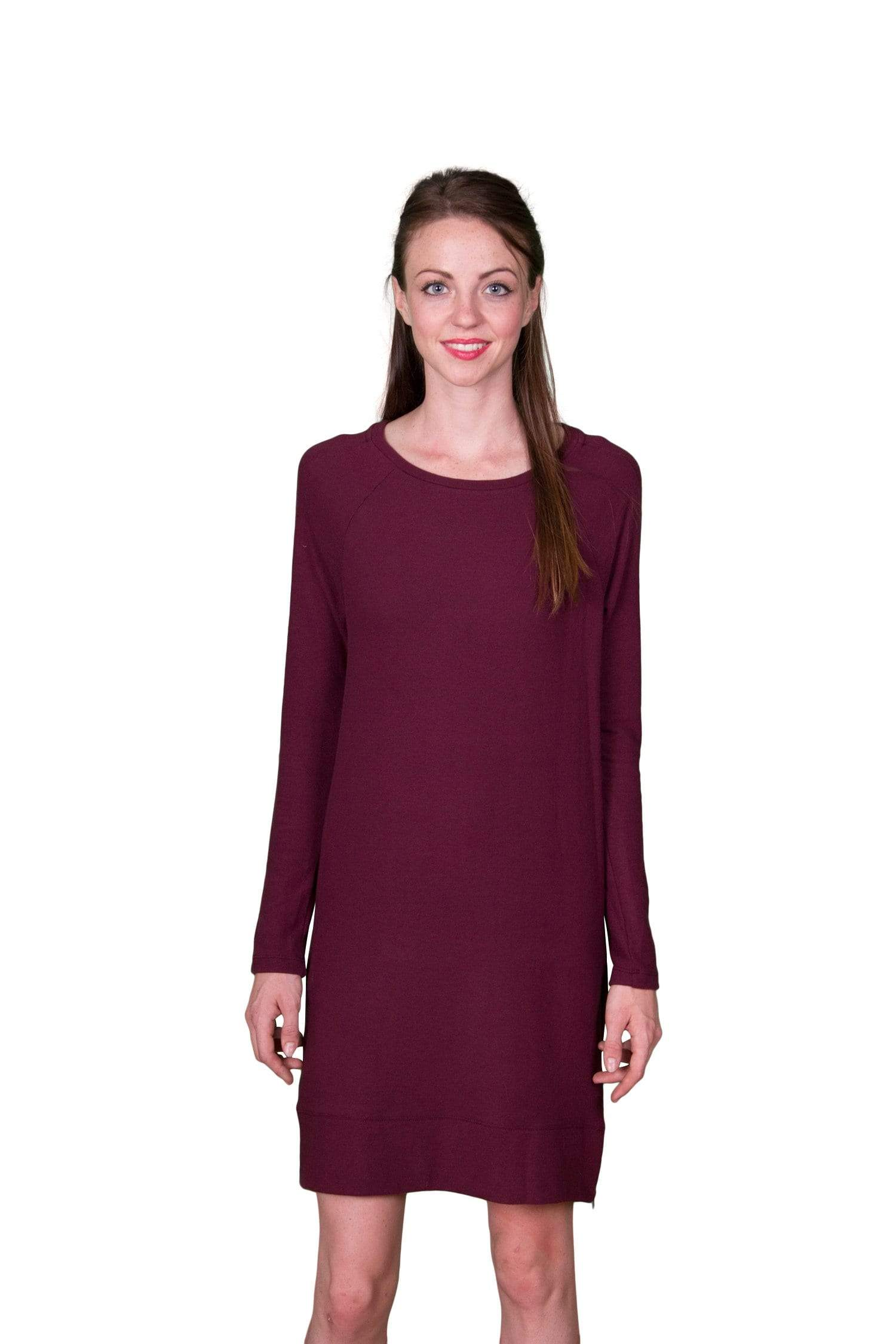 Velvet by Graham & Spencer Sena Cozy Jersey Shift Dress