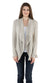Velvet by Graham & Spencer Jesseray Cozy Jersey Zip-Up Cardigan