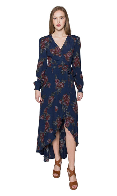 ASTR Isabel Floral Dress