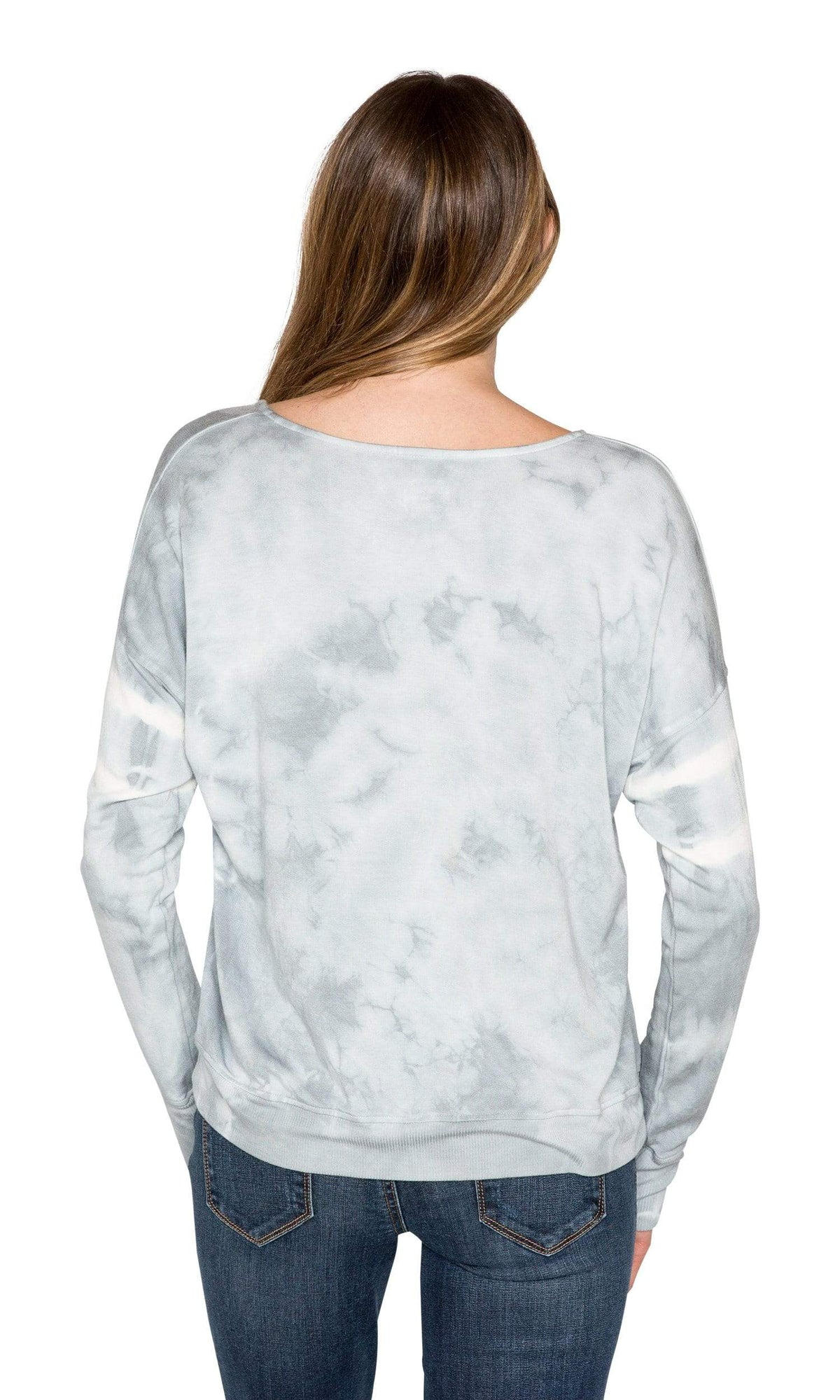Sundown by River + Sky Caffeine Queen Sweatshirt