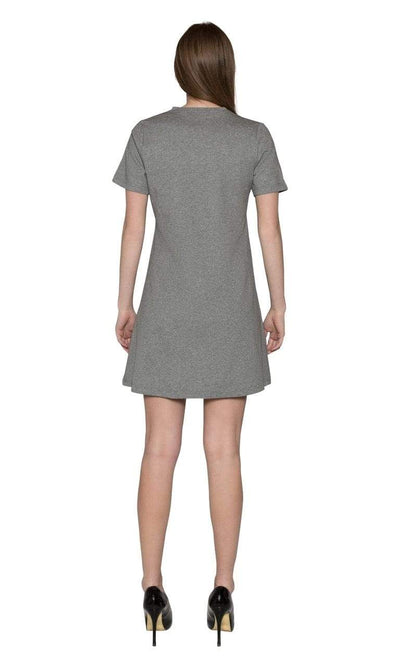 Caryn Vallone Side Zip Dress