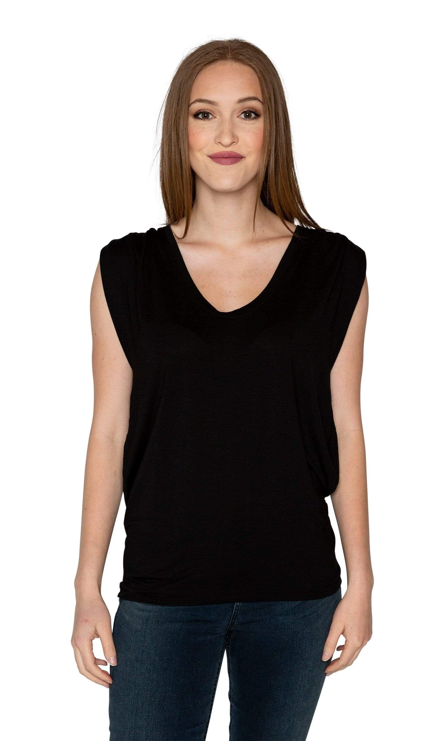 Velvet by Graham & Spencer Anaya Modal Knit Top