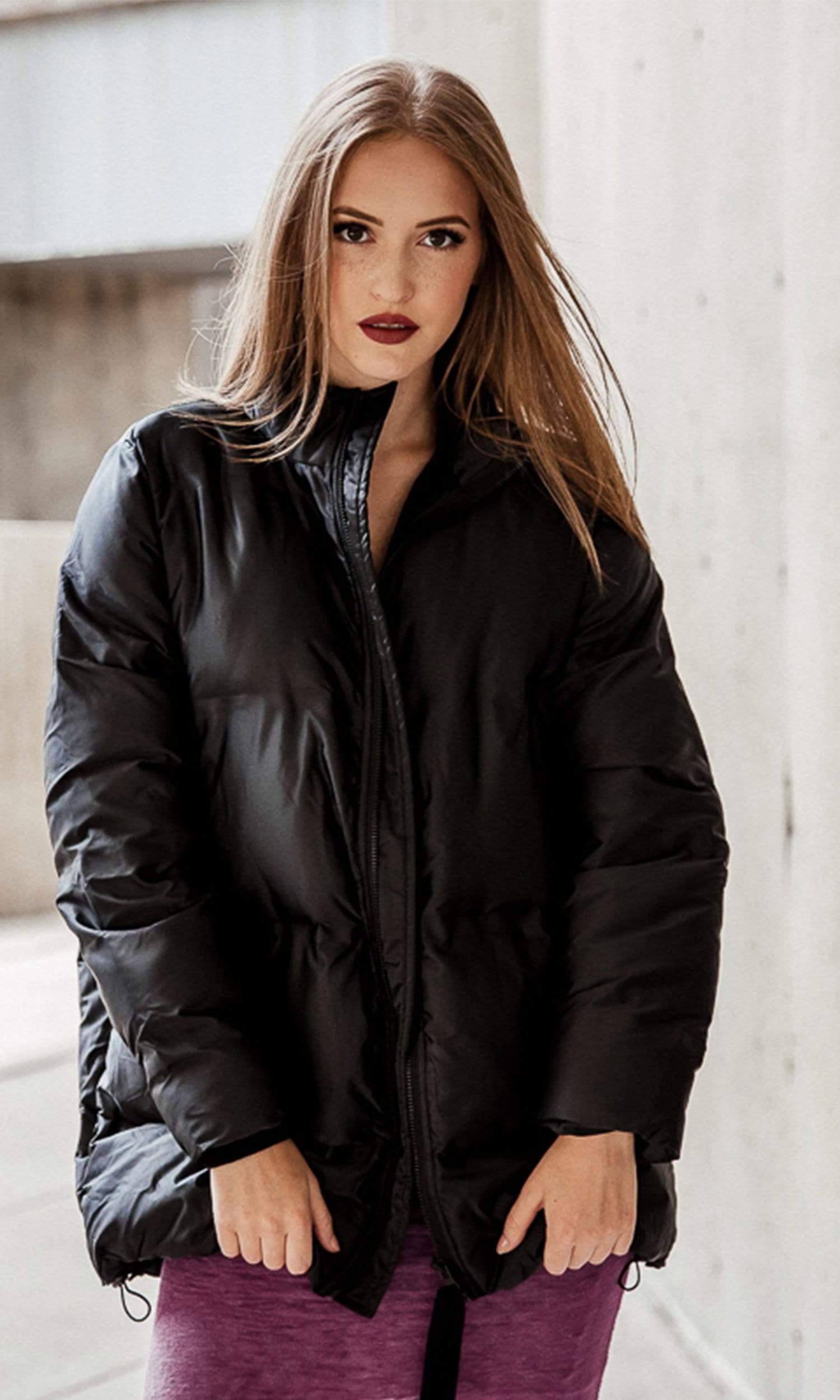 Velvet by Graham & Spencer Spencer Oversized Puffer Jacket