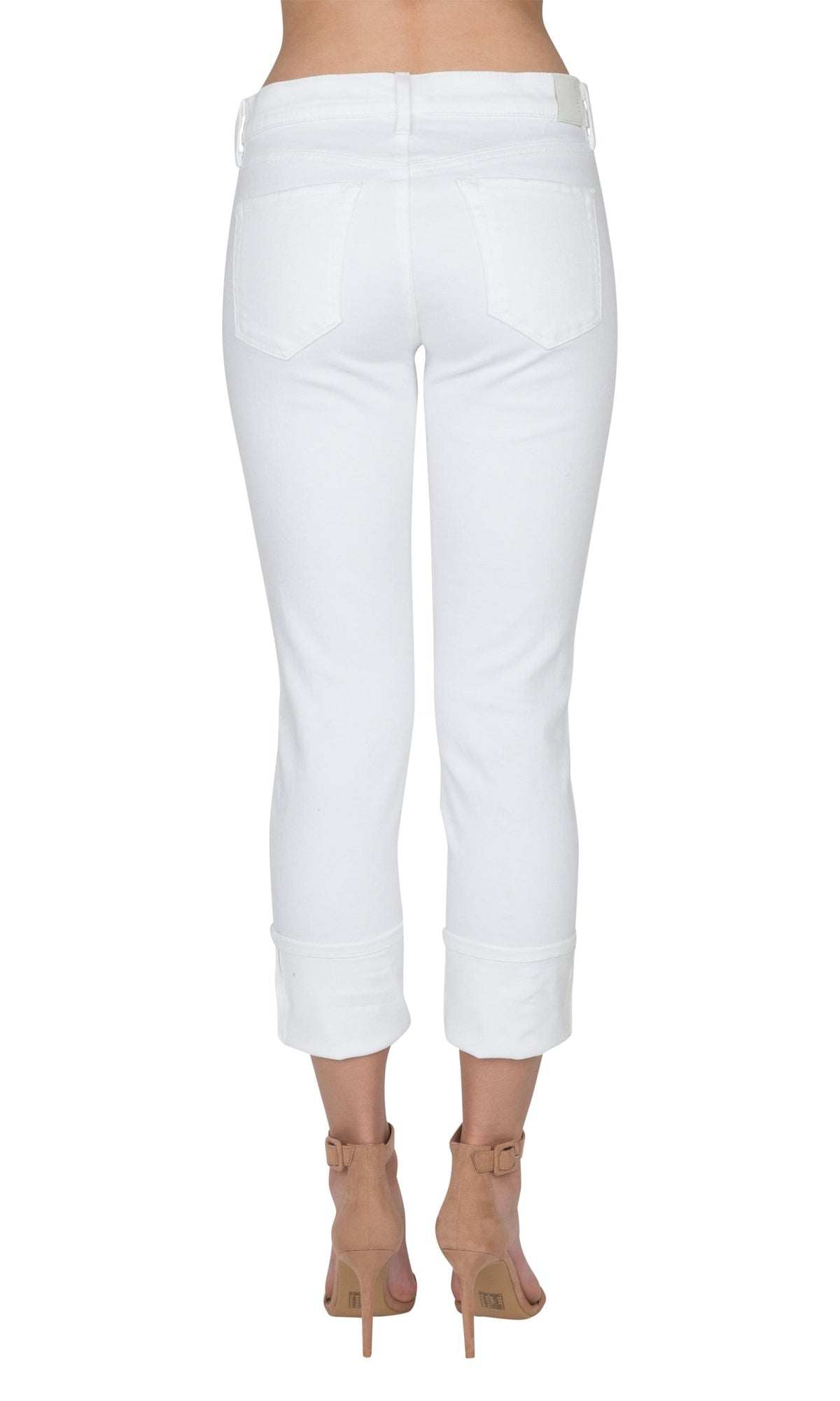 Level 99 Morgan Slouchy Straight Denim - First Mate