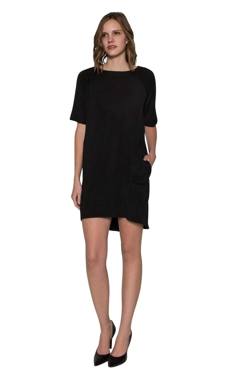 River + Sky Lookout High Low Pocket Dress