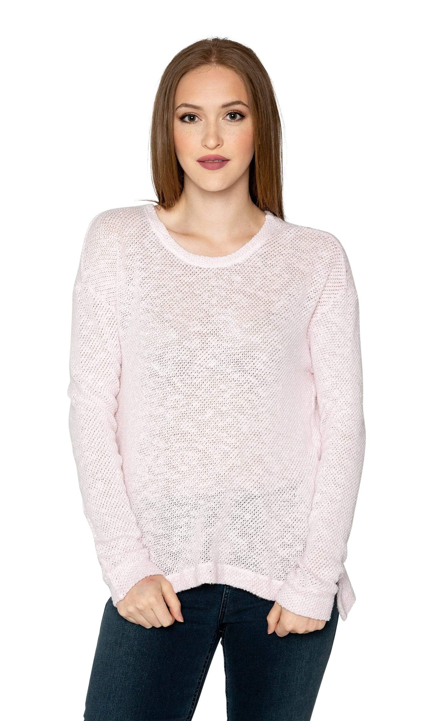 Velvet by Graham & Spencer Chutney Cotton Crochet Top