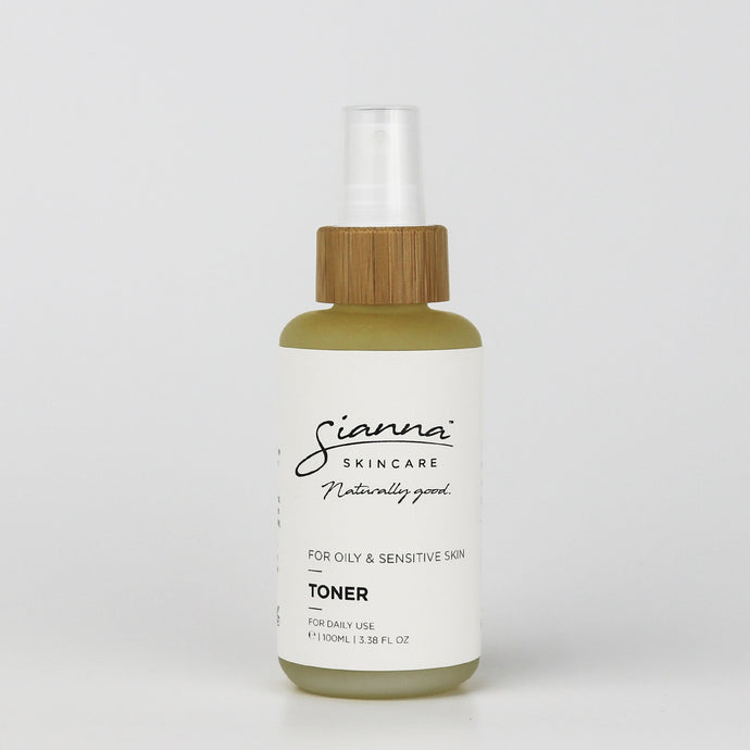 Toner for Oily/Sensitive Skin   (V)