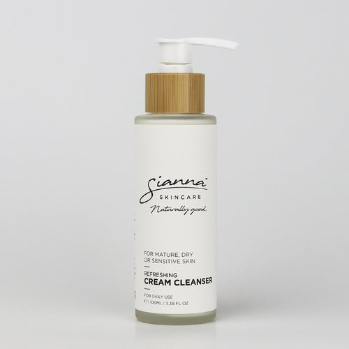 Sianna Skincare Refreshing Cream Cleanser