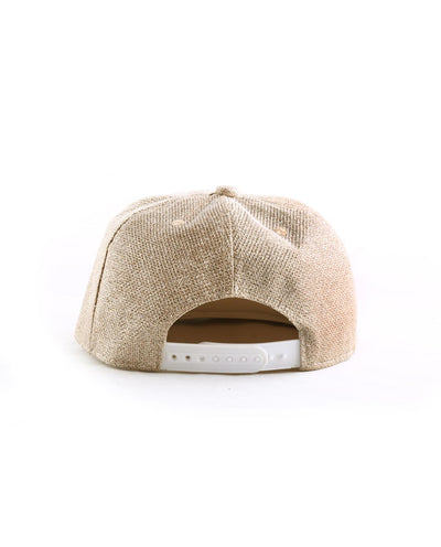 Gold Glittery Hat - Fashion You Up