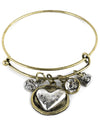 Love Charm Bracelet - Fashion You Up
