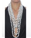Layered Pearl Necklace - Fashion You Up