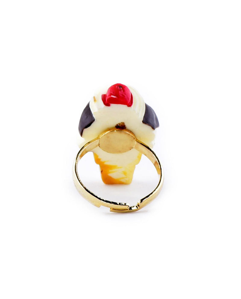 Ice Cream Cone Ring - Fashion You Up