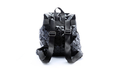 Geometric Drawstring Backpack - Fashion You Up