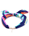 Colorful Satin Scarf - Fashion You Up