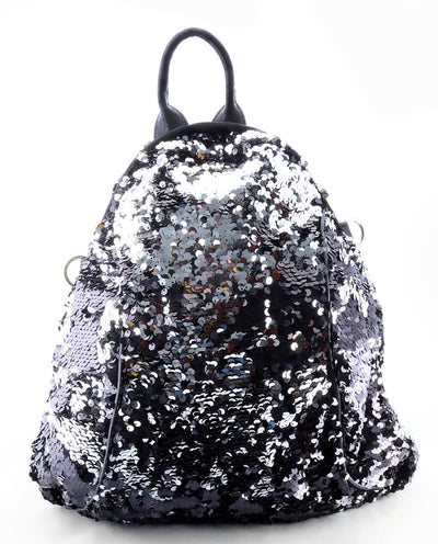 Sequined Backpack - Fashion You Up