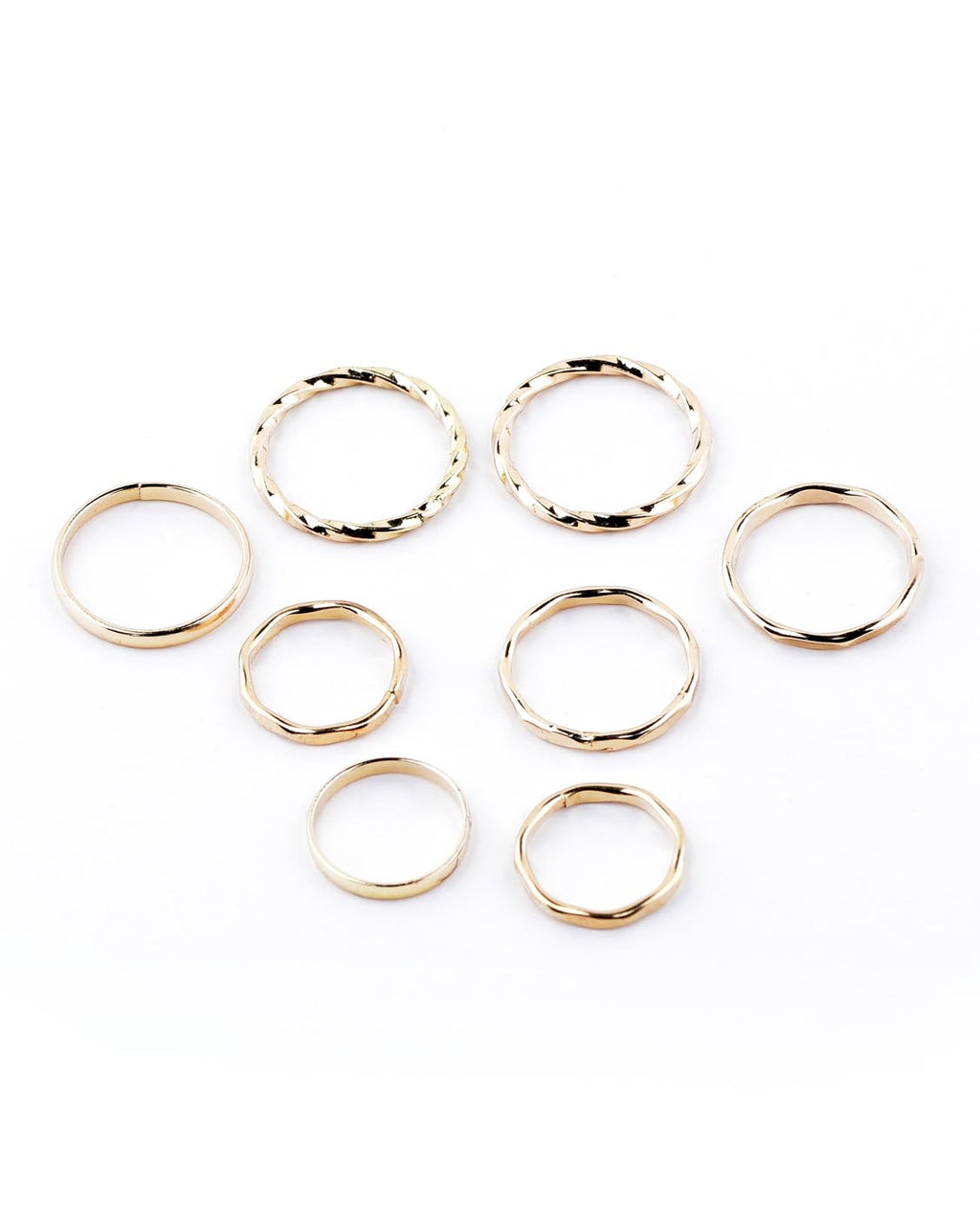 Stackable Ring Set - Fashion You Up