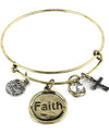 Faith Charm Bracelet - Fashion You Up