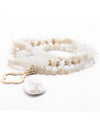 Wrap Around Beaded Bracelet - Fashion You Up