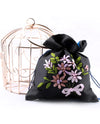 Metal Birdcage Purse with Satin Pouch - Fashion You Up
