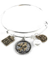 Peace Charm Bracelet - Fashion You Up