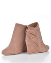 Wedge Ankle Bootie - Fashion You Up