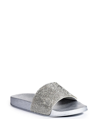 Rhinestone Slides - Fashion You Up