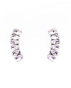 Rhinestone Cuff Earring - Fashion You Up