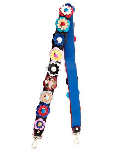Floral Purse Strap - Fashion You Up