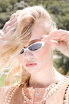 Small Pointy Cat Eye Sunglasses - Fashion You Up