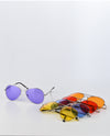 Purple Aviator Sunglasses - Fashion You Up
