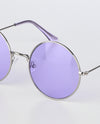 Metal Round Sunglasses - Fashion You Up