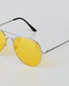 Colored Aviator Sunglasses - Fashion You Up
