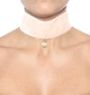 Pearl Pendant Velvet Choker - Fashion You Up