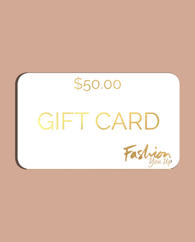 Gift Card - Fashion You Up