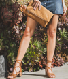 Steve Madden Revere Suede Ankle Strap Heels - Fashion You Up