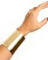 Gold Metal Cuff - Fashion You Up