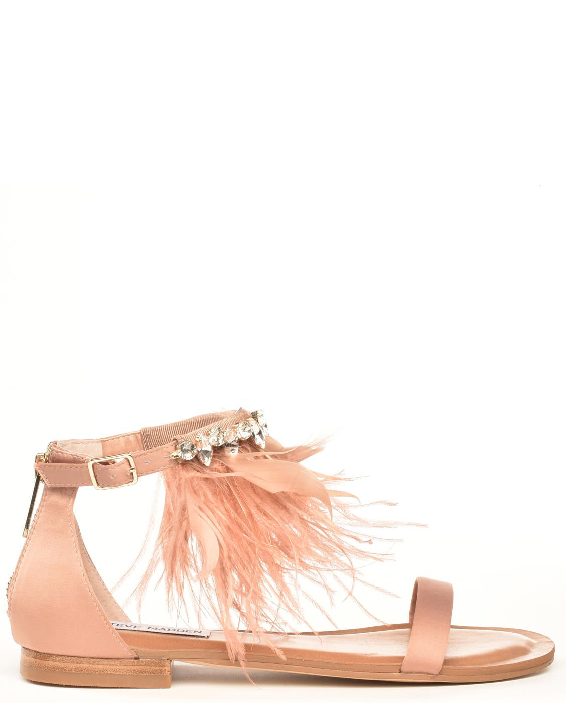 7cda7b5eb38d Steve Madden Feather Adore Sandals - Fashion You Up