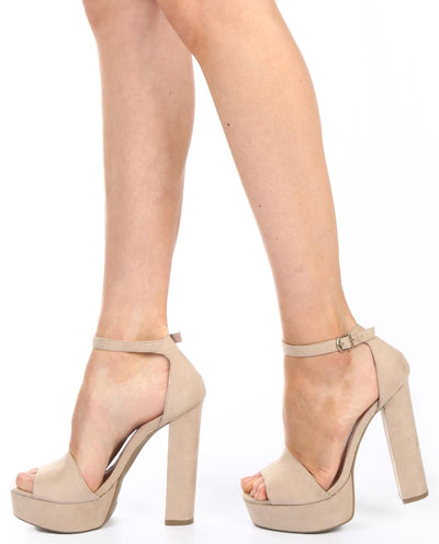 Chinese Laundry Avenue Micro Heels - Fashion You Up