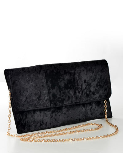 Velvet Clutch - Fashion You Up