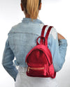 Velvet Backpack - Fashion You Up