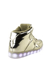 LED Light Up Metallic Sneakers Sole - Fashion You Up