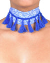 Bandana Choker with Tassels - Fashion You Up