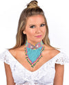 Statement Beaded Choker - Fashion You Up