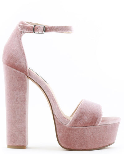 Steve Madden Gonzo-V Heels - Fashion You Up