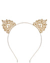 Gold Cat Ears - Fashion You Up