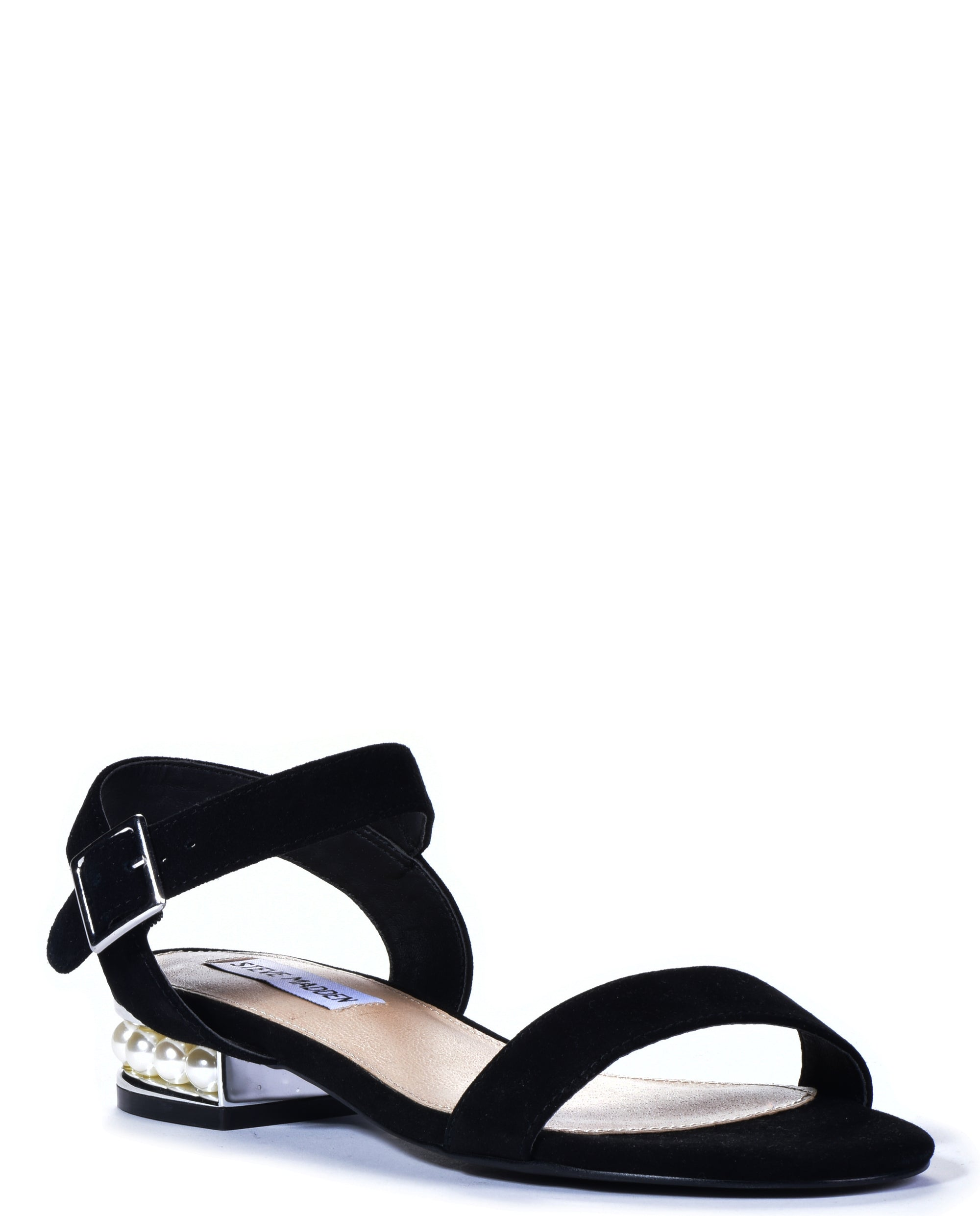 6c62a5bcdae Steve Madden Cashmere Pearl Sandals - Fashion You Up