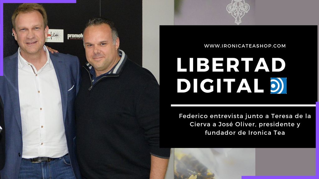 Libertad Digital TV - Entrevista a Ironica Tea