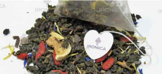 Ironica Te - #212 - Oolong Paz Tibetana Natural